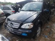 Mercedes-Benz M Class 2003 Black | Cars for sale in Lagos State, Apapa