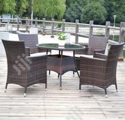 Luxury Garden Rattan 4-Piece Chairs | Furniture for sale in Lagos State, Ikeja