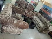 Luxury Royal Sofa With Center Table | Furniture for sale in Oyo State, Ibadan