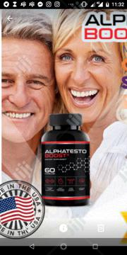 Alphatesto Boost   Vitamins & Supplements for sale in Delta State, Oshimili South