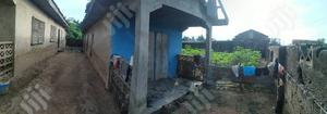 Two Buildings Nd Half Plot Of Land Beside At Ilora For Sale