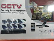 8 Channel Cctv Recording Camera | Security & Surveillance for sale in Lagos State, Ikeja