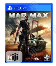Ps4 Mad Max | Video Game Consoles for sale in Lagos State, Ikeja