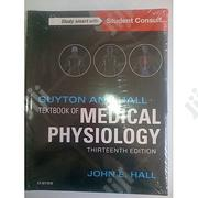 Guyton And Hall Textbook Of Medical Physiology, 13th Edition | Books & Games for sale in Lagos State, Lagos Mainland