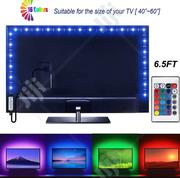 TV Backlight USB Remote Controlled TV Background Light Strip | Accessories & Supplies for Electronics for sale in Lagos State, Ojo