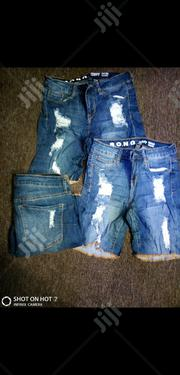 Ripped Jeans Short | Clothing for sale in Lagos State, Lagos Island