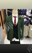 Men's Exclusive 3 Piece Suit: Jacket, Vest and Trouser | Clothing for sale in Kosofe, Lagos State, Nigeria