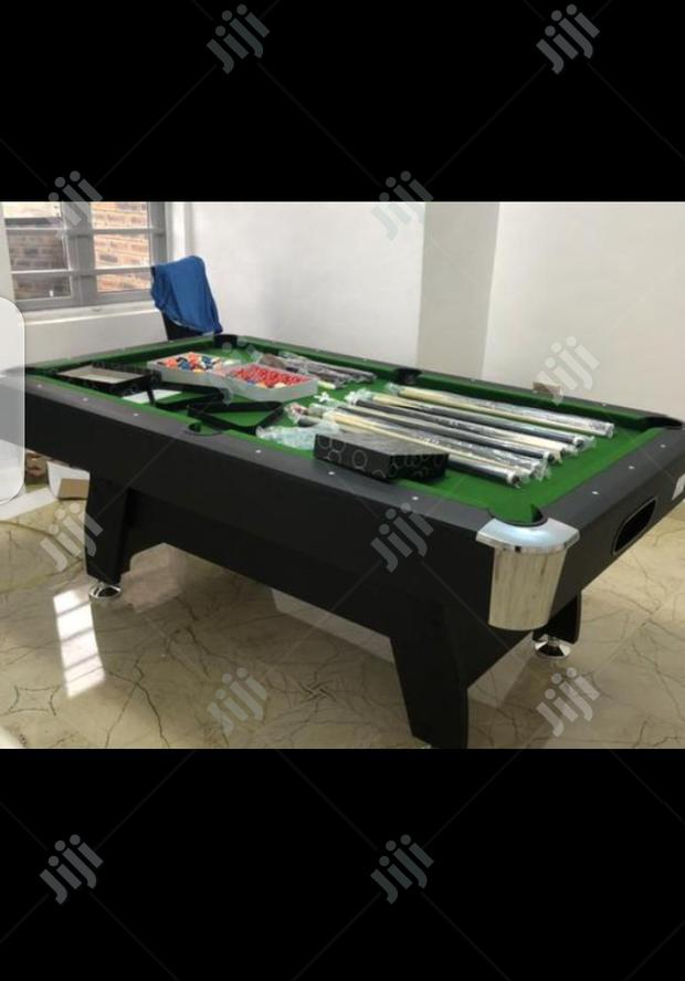 Brand New Imported Original 8fit Snooker Board