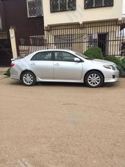 Toyota Corolla 2009 Silver | Cars for sale in Lagos State, Kosofe