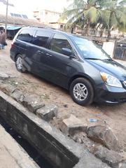 Honda Odyssey 2005 EX Automatic Gray | Cars for sale in Lagos State, Ojo
