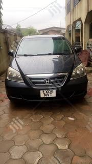 Honda Odyssey 2005 EX Automatic Black | Cars for sale in Lagos State, Lagos Mainland