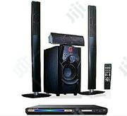 Jiepak JP-C1 Powerful 3.1bluetooth Home Theatre System + DVD Player | Audio & Music Equipment for sale in Ogun State, Odogbolu