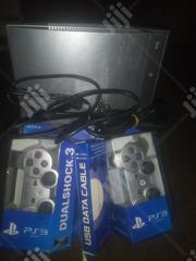 London Used Playstation 3 Wit Two New Pads And All The Accessories | Video Game Consoles for sale in Lagos State, Ikeja