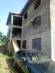 Well Located Uncompleted 2 Storey Building | Houses & Apartments For Sale for sale in Osun State, Osogbo