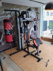Home Gym With Boxing Bag | Sports Equipment for sale in Abuja (FCT) State, Maitama