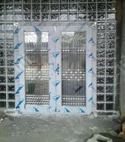 5ft High Quality Security Glass Door | Doors for sale in Lagos State, Orile