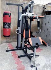 New Imported Original American Fitness 3station Home Gym | Sports Equipment for sale in Lagos State, Lekki Phase 1