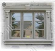 Precasting Art Work On Windows, Doors, Piller And Parapet   Building & Trades Services for sale in Edo State, Ikpoba-Okha