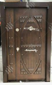 4ft High Quality Security Armoured Turkey Door | Doors for sale in Lagos State, Orile
