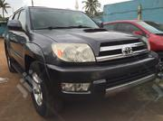 Toyota 4-Runner Sport Edition 4x4 2004 Gray | Cars for sale in Lagos State, Ikeja