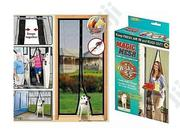 Magic Mesh Anti-mosquito Hands-free Screen Door Curtain | Home Accessories for sale in Lagos State, Mushin