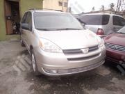 Toyota Sienna 2004 Silver   Cars for sale in Lagos State, Ikeja