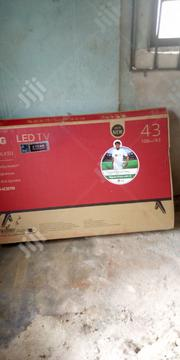 """LG TV 43"""" 