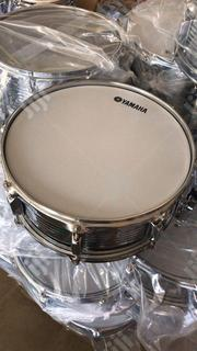 Snare Drum (Iron Body), With Belt and Stick | Musical Instruments & Gear for sale in Lagos State, Ojo