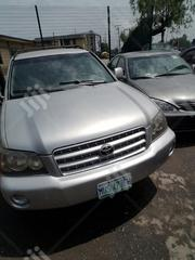Toyota Highlander 2003 Silver | Cars for sale in Lagos State, Kosofe