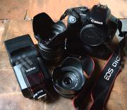 Canon 450D With 2lens | Photo & Video Cameras for sale in Lagos State, Kosofe