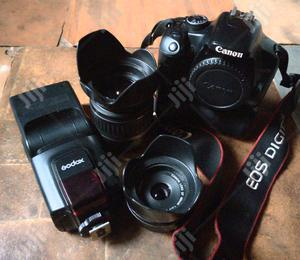 Canon 450D With 2lens