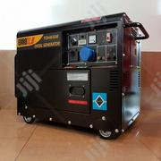 DIESEL Lutian Diesel's 6kva Silent Sound Proof Key Start 100% Coil | Electrical Equipment for sale in Lagos State, Ojo