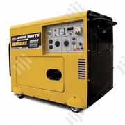 ✓ Original Lutian Diesel's 6kva Silent Sound Proof Key Start 100% Coil | Electrical Equipment for sale in Lagos State, Ojo