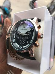 Original Montblanc Wristwatch With Chronograph | Watches for sale in Lagos State, Lagos Island