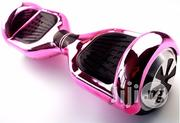 Hoverboard Self Balancing 2 Wheel - Chrome Pink | Sports Equipment for sale in Lagos State, Ikeja