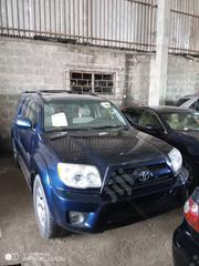 Toyota 4-Runner Limited 4x4 V6 2007 Blue | Cars for sale in Lagos State, Amuwo-Odofin