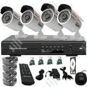 4 Channel CCTV Security Surveillance System   Security & Surveillance for sale in Lagos State, Ikeja