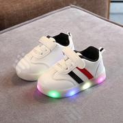 Unisex Kids Children LED Shoe Sneakers | Children's Shoes for sale in Ondo State, Akure