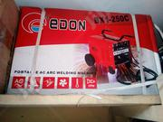 Edon 250amp Welding Machine | Electrical Equipment for sale in Lagos State, Lagos Island