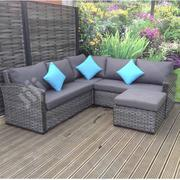 Lovely And Durable Garden Rattan Sofa Set   Landscaping & Gardening Services for sale in Rivers State, Port-Harcourt
