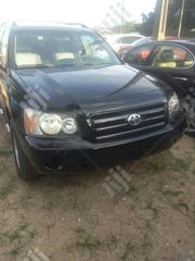 Toyota Highlander 2003 Black | Cars for sale in Lagos State, Amuwo-Odofin