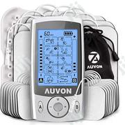 Auvon Dual Channel Tens Unit Muscle Stimulator | Bath & Body for sale in Rivers State, Port-Harcourt