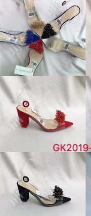 Block Heel Sanders For Ladies/Women Available In Different Sizes   Shoes for sale in Lagos State, Yaba