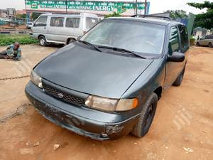 Nissan Quest 1997 Gray