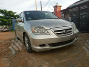 Honda Odyssey 2005 Silver | Cars for sale in Lagos State, Ikeja