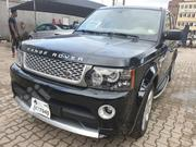 Land Rover Range Rover Sport 2006 HSE 4x4 (4.4L 8cyl 6A) Black | Cars for sale in Lagos State, Ikeja