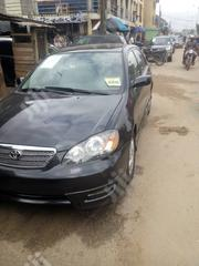 Toyota Corolla 2007 S Black | Cars for sale in Lagos State, Mushin
