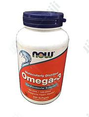 Now Foods Omega-3, 200 Softgels   Vitamins & Supplements for sale in Lagos State, Surulere