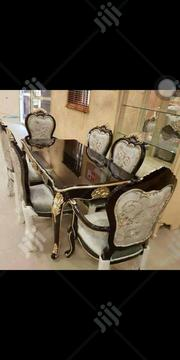 Dining Table With 6 Chairs | Furniture for sale in Lagos State, Ojo
