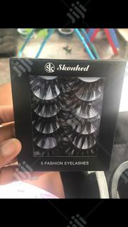 5 Pairs Multilayers 5D Mink Eyelashes | Makeup for sale in Edo State, Ikpoba-Okha